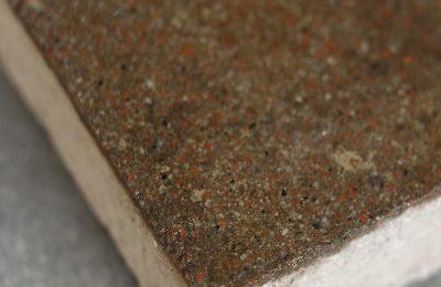 Natural flooring sample