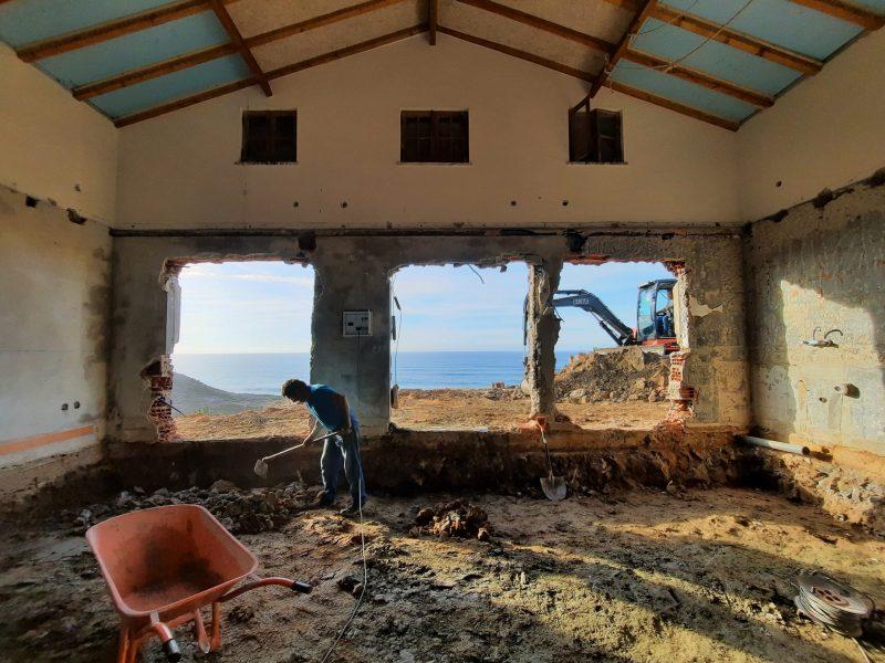 Valmitao in construction
